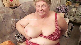 OmaGeiL Amateur Grannies Intriguing Pictures