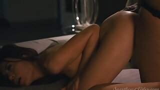 Sabina Rouge, Brittney Amber - Faggot Anal Vol. 5 Scene 3 - Anal Exceeding The First Date