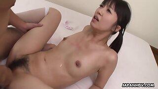 Japanese Maid Kotomi Asakura Got Fucked, Uncensored
