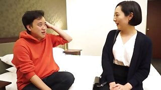 Asian pal does the deed with a kinky older Japanese descendant