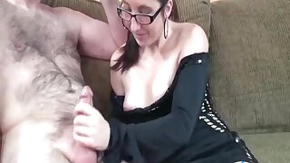 Hardcore pussy and indiscretion fucking about shy wife Jana about glasses